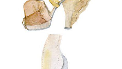 Pantofii cu talpa supradimensionata sunt purtabili?