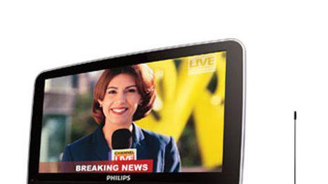 Phillips lanseaza noul DVD Player Portabil Philips PD9005