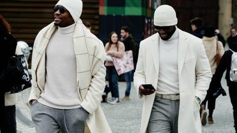 Cele mai cool tinute de street style @Pitti Uomo