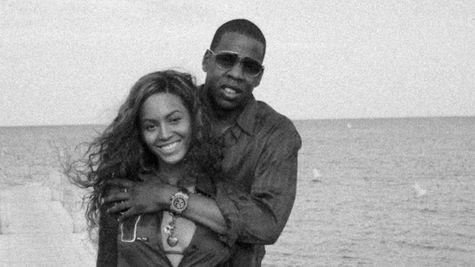 Beyonce a postat o serie de fotografii de familie