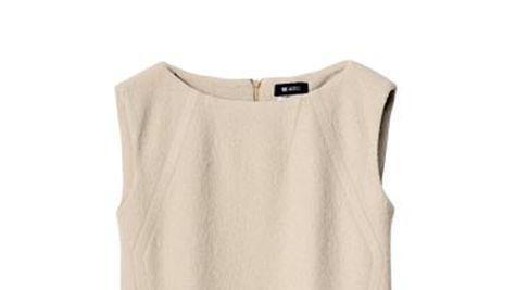 Rochie din stofa de lana Karl Lagerfeld