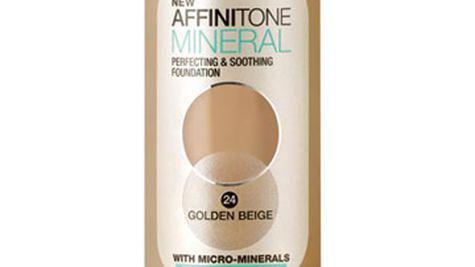 Fondul de ten Affinitone Mineral de la Maybelline