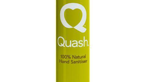 Quash spray antibacterian pentru igienizarea mainilor