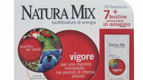 Un plus de energie cu suplimentele Natura Mix