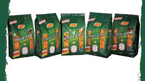 Pasta d'oro 100% porumb fara gluten de la Arpis