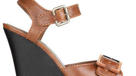 Sandale din piele Debenhams