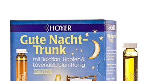 Bautura BIO Hoyer pentru somn usor