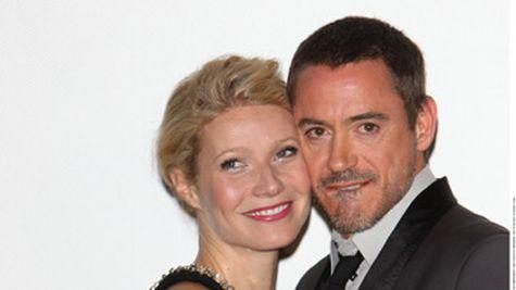 Gwyneth Paltrow a criticat sarutul lui Robert Downey Jr.
