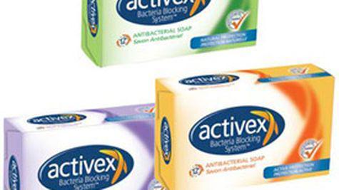 Activex – Gama de sapunuri anti bacteriene pentru familia ta