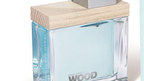 Noul parfum Dsquared She Wood