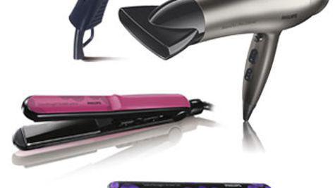Philips lanseaza noi aparate pentru ingrijirea parului