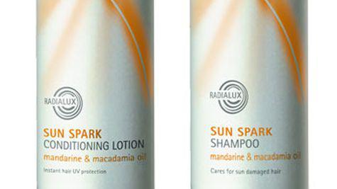 Sun Spark noua gama solara pentru par de la Londa Professionals