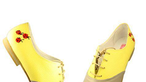 Pantofi din piele Chou Chou