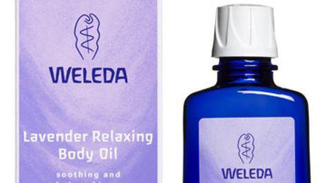 Ulei relaxant de lavanda Weleda