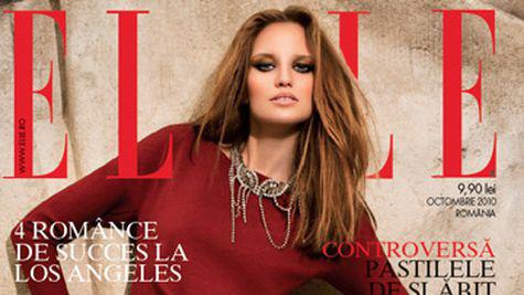 ELLE OCTOMBRIE 2010
