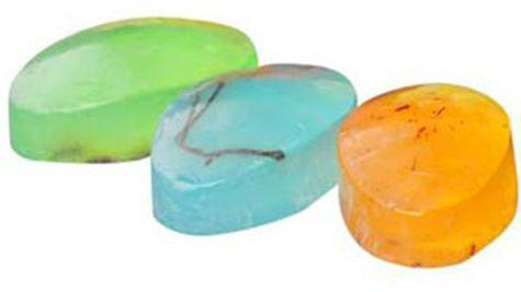Naturalis, sapunuri cu glicerina si uleiuri esentiale