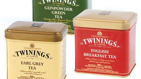 Descopera lumea aromelor ceaiului Twinings