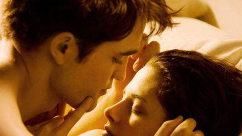 "Robert Pattinson si finalul seriei ""Twilight"""