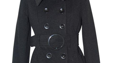 Palton din stofa, La Femme