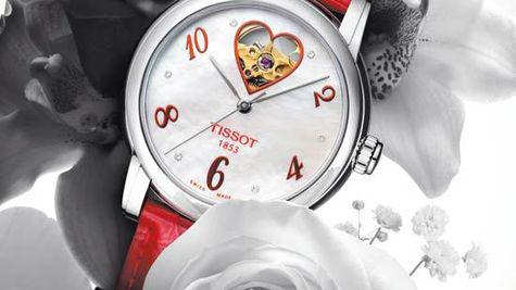 Concurs Tissot Valentine's Day Watch pe Facebook