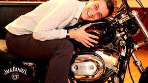 Jack Daniel's a dat ultimile motociclete Harley Davidson