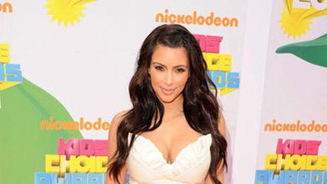 Vedete la Nickelodeon's Kids Choice Awards