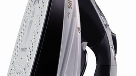 Gamele de fiare de calcat Azur si EnergyCare de la Philips