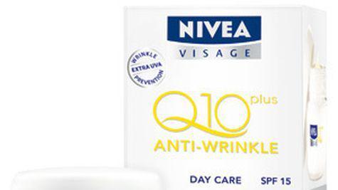 Gama de ingrijire antirid NIVEA VISAGE Q10 Plus