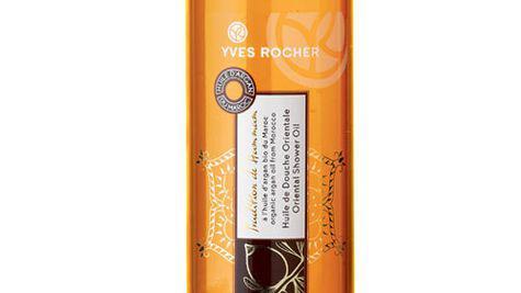 Ulei de dus oriental, din gama Tradition de Hammam, Yves Rocher
