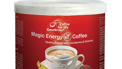 Noua cafea BIO Magic Energy – energie sanatoasa prin delicioasa cafea cu Ganoderma si Ginseng