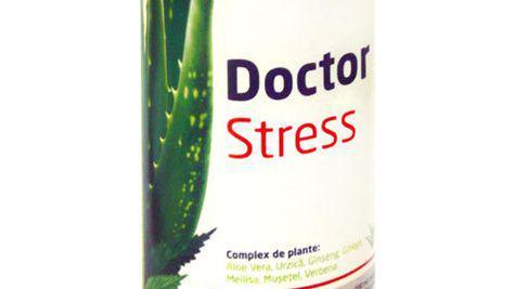 Doctor Stress, bautura care te scapa de griji!