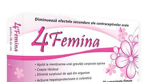 4Femina, un aliat pentru sanatatea si frumusetea ta