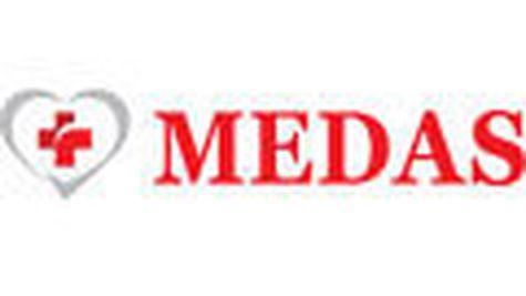 Castiga in perioada 27 martie – 2 aprilie pachete de servicii pentru sanatatea ta, oferite de Medas!