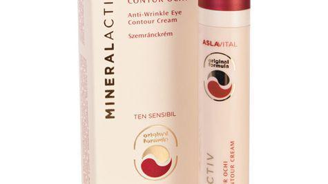 Crema Antirid Contur Ochi AslaVital Mineralactiv