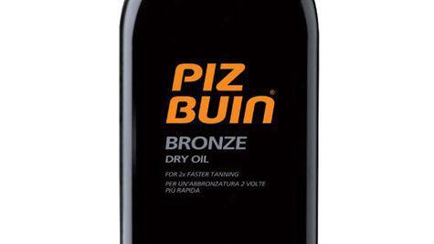 Bronz intens si sanatos cu Piz Buin Dry Oil