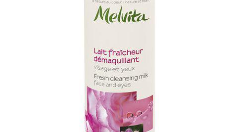 Lapte demachiant de trandafiri Melvita