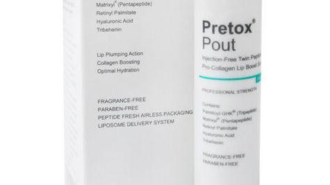 Pretoux Pout, pentru buze perfecte