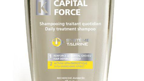 Sampon Capital Force Energetique, Kerastase Homme