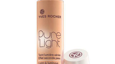 Fond de ten Pure Light, Yves Rocher