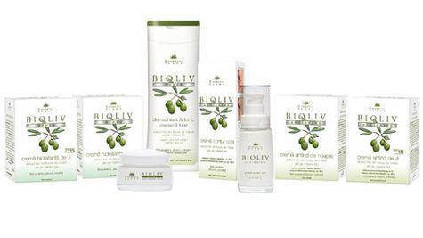 Noua gama BIOLIV, Cosmetic Plant