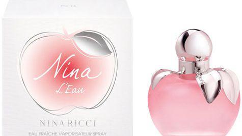 Nina L'Eau, un nou parfum Nina Ricci
