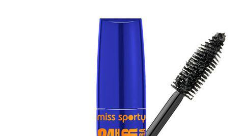 Noua mascara Waterproof Pump Up Booster 24h, Miss Sporty