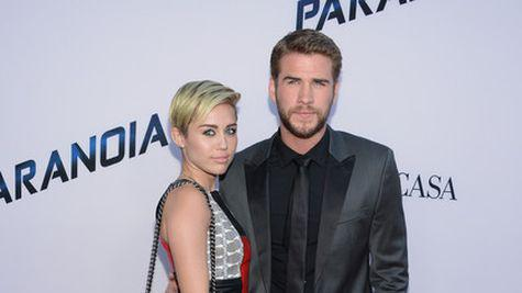 Miley Cyrus si Liam Hemsworth s-au despartit definitiv!
