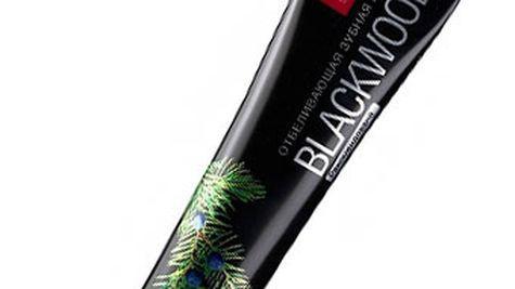 Splat Blackwood, pasta de dinti neagra cu efect de albire