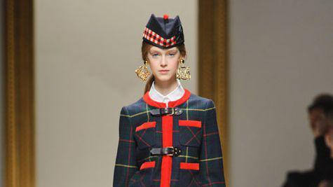 Tendinte moda iarna: kilt mania