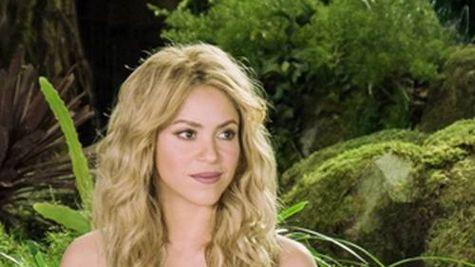 Shakira, imaginea Activia la nivel global