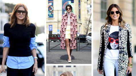 Paris Fashion Week: Top street style looks