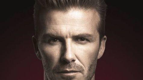 Un parfum exclusiv, Intense Instinct, semnat de David Beckham