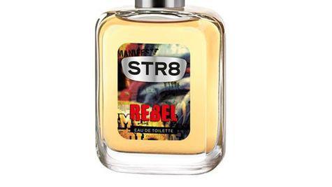 STR8 lanseaza un nou parfum: REBEL