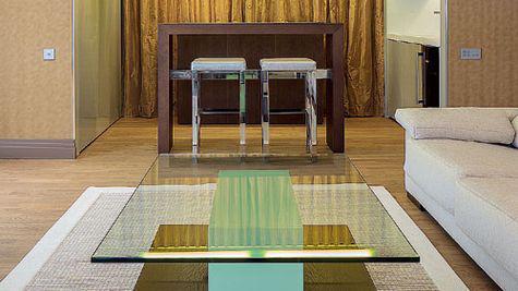 Design elegant si lumina naturala intr-un apartament bucurestean